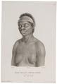 Homo sapiens - Aboriginal, Australië - 1700-1880 - Print - Iconographia Zoologica - Special Collections University of Amsterdam - UBA01 IZ19500023.tif