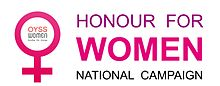 Honour for Women National Campaign Logo.jpg