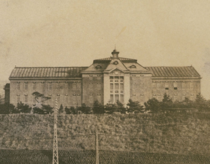 Hosei University First Building 1.png