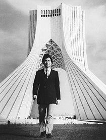 Hossein Amanat - Azadi Square - Azadi (Shahyad) Tower - Tehran - Earlier 1970s.jpg