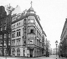 Hotel Hentschel, Regers Sterbeort (Quelle: Wikimedia)