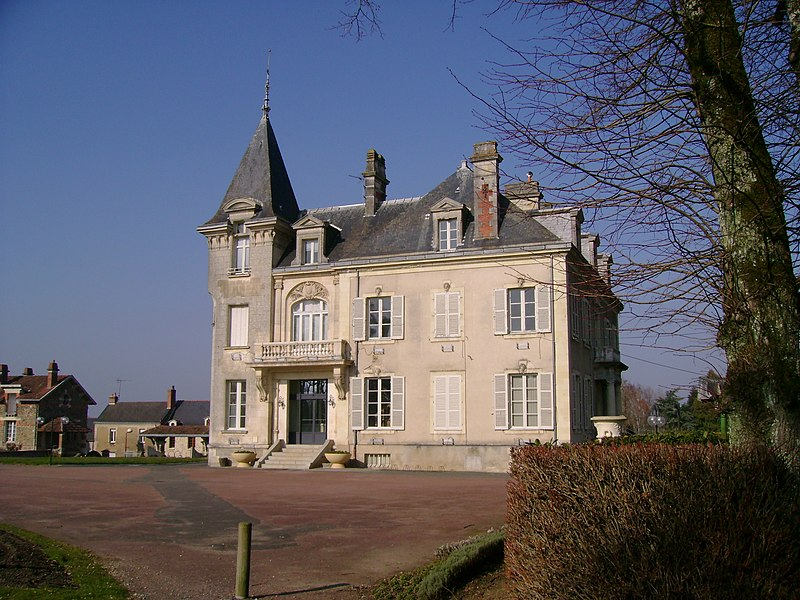 Hôtel de Ville de Candé, 49, France
