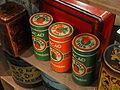 Household products, Spar cacao groenmerk en oranjemerk, pic2.JPG