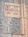 Hovhannavank (cross in wall) (60).jpg