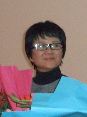 Hu Mei - Hu Mei in 2010 in Nanjing, China