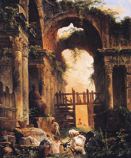 Hubert Robert - Roman Ruins.JPG