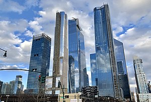 Hudson Yards Neighborhood Manhattan Wikipedia