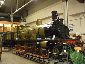 """Highland Railway - Highland Railway """"Jones Goods"""" (L.M.S. """"4F"""") No.103 (L.M.S. No.17916), built by Sharp, Stewart in 1894"""