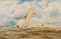 Hugo Schnars-Alquist - Auf der Elbe (1898).jpg