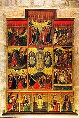 Retaule de la Transfiguració (Huguet)