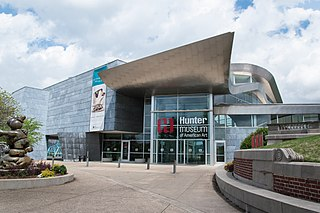 Hunter Museum of American Art art museum in Chattanooga, Tennessee