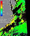 Hurricane Bob Sea Surface Temperature Difference.jpg