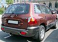 Hyundai Santa Fe rear 20070523.jpg