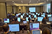 training wikipedia