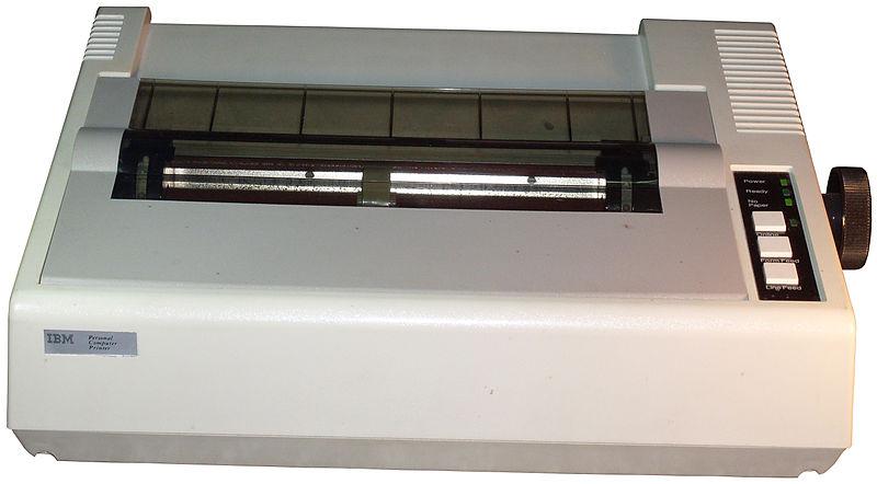 800px-IBM_Personal_Computer_Printer_(Mod