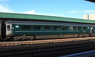 British Rail Mark 3 Single-level rail car