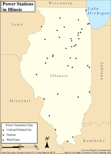 List of power stations in Illinois Wikipedia