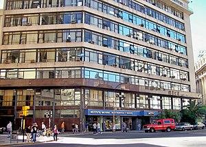National Institute of Statistics and Census of Argentina - INDEC headquarters, Buenos Aires