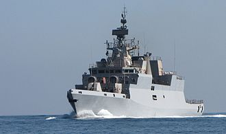 Corvette - Kamorta-class stealth corvettes of Indian Navy