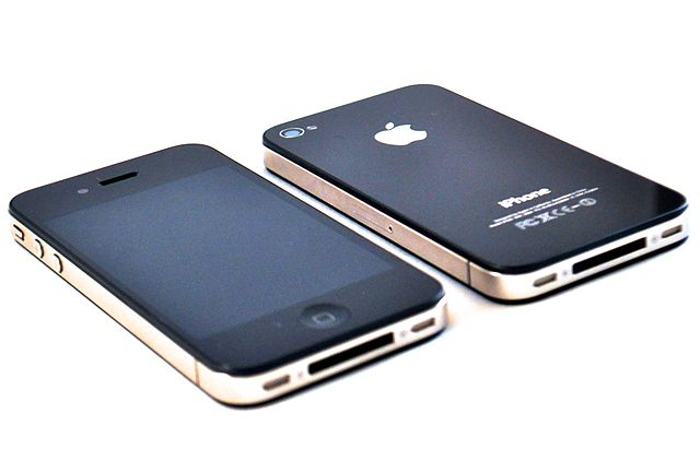 IPhone 4 Smartphone.