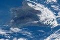 ISS-55 Kilauea volcano ash plume.jpg
