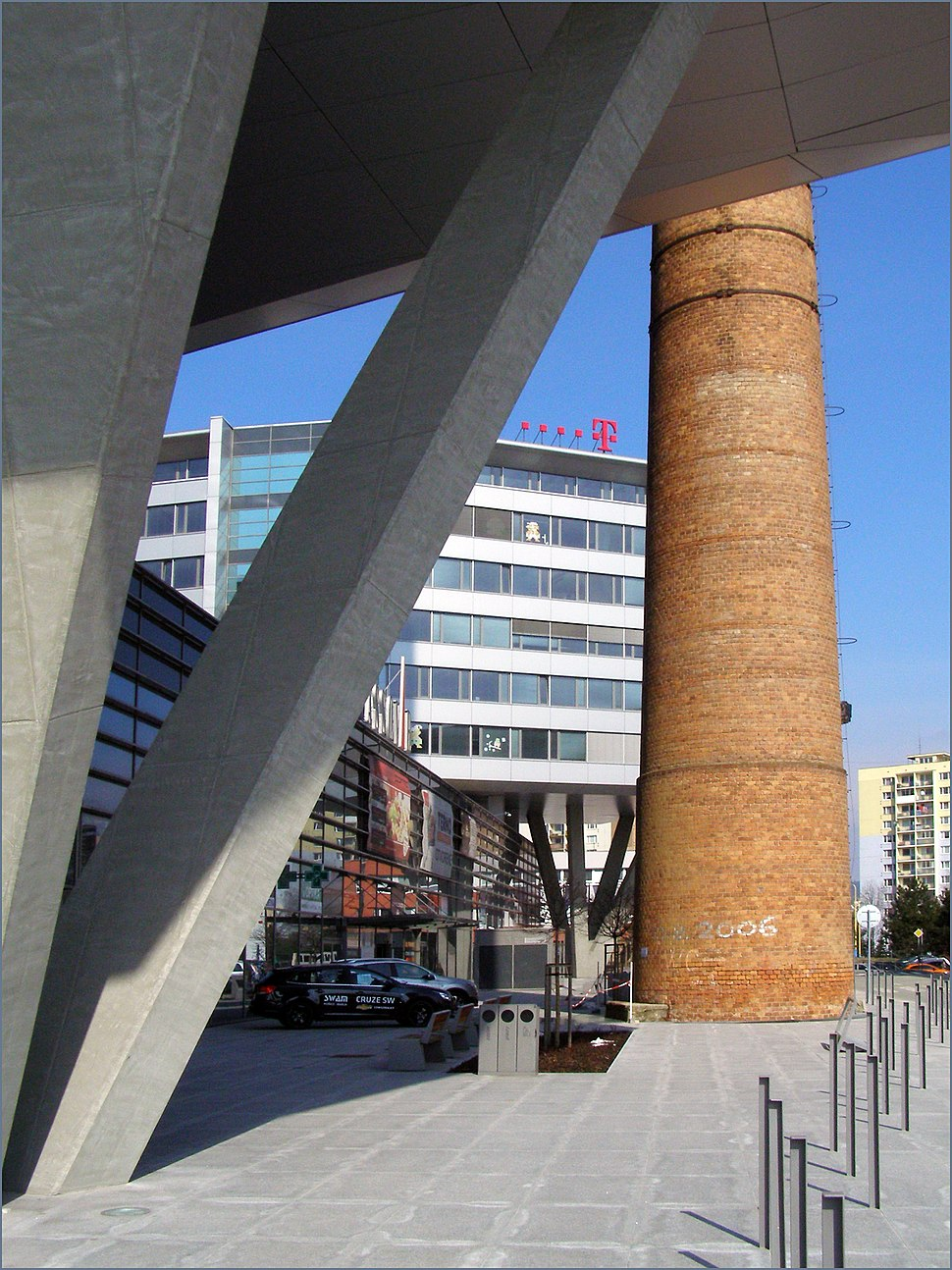 IT centrum Cassovar - panoramio