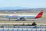 Iberia, Airbus A321-212, EC-JNI - MAD (21781064030).jpg