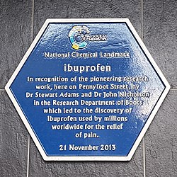 Photo of Blue plaque № 43405