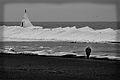 Icy beach on Lake Erie in 2010.jpg