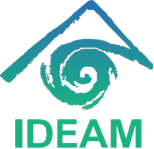 Institute of Hydrology, Meteorology and Environmental Studies (Colombia) - Image: Ideam (Colombia) logo