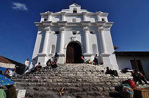 Iglesia de Santo Tomás - Church as seen in 2009