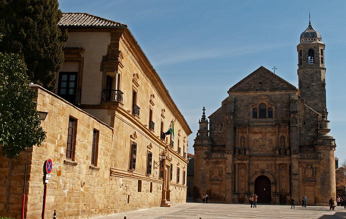 Plaza Vázquez de Molina - Wikipedia, la enciclopedia libre