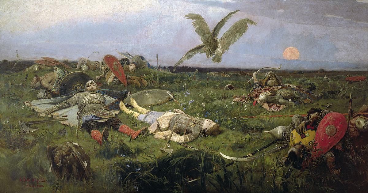 Похід князя Ігоря на половців