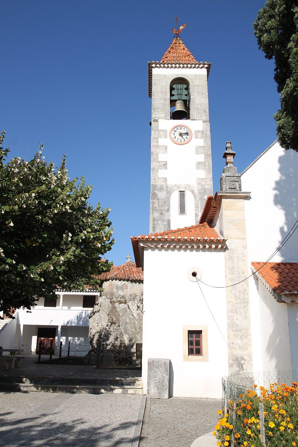 Igreja Santa Maria da Madalena em Alcobertas 7466