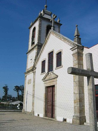 Gondomar, Portugal - Church of Fânzeres