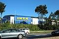 Ikea à Vélizy-Villacoublay vu de la nationale 118 le 10 septembre 2015 - 1.jpg