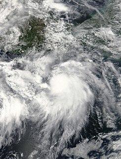 Tropical Storm Ileana (2018)