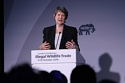 Illegal Wildlife Trade Conference London 2018 (43457449560)