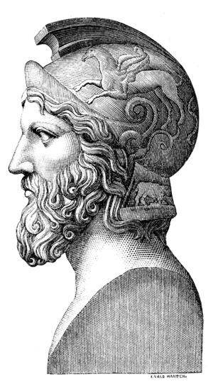 Miltiades - Illustration of Miltiades