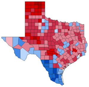 United States Senate election in Texas, 1996 - Image: Img.TX sen 1996