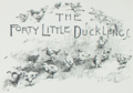 In My Nursery - The Forty Little Ducklings 001.png