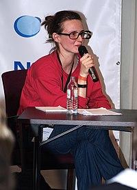 Ina Freudenschuß auf der re publica10 (4534329393).jpg