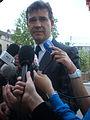 Inauguration de l'entrepôt Amazon Arnaud Montebourg - Frédéric Duval (9638547704).jpg