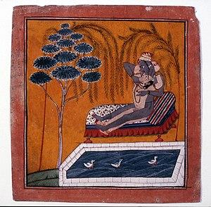 Kama Sutra - Poolside Lovemaking
