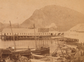 Indian Salmon Cannery, New Metlakahtla, Alaska (cropped).png