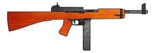 M2 Hyde Type of Submachine Gun