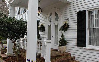 Hillsborough, North Carolina - The Inn at Teardrops