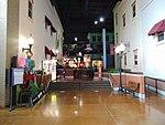 Inside the Jordan Commons theater & restaurant building, Apr 16.jpg