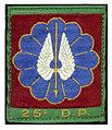 Insigne de la 25e division parachutiste.jpg
