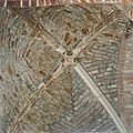 Interieur, detail van gewelf tijdens restauratie - Nederhemert-Zuid - 20374013 - RCE.jpg